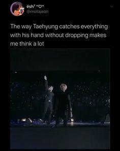 he really practiced 😂😂 Foto Bts, Bts Photo, Bts Taehyung, Bts Bangtan Boy, Jimin, Bts Funny Videos, Bts Memes Hilarious, V Video, Vkook Memes