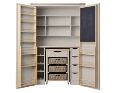Find sophisticated detail in every Laura Ashley collection - home furnishings, children's room decor, and women, girls & men's fashion. Kitchen Cupboard Doors, Modern Kitchen Cabinets, Kitchen Furniture, Home Furniture, Kitchen Decor, Pantry Cabinets, Green Kitchen, Kitchen Ideas, Furniture Direct