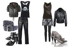 Rock Chic Casual