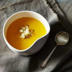 Butternut Squash and Cider Soup: 1993 Recipe on Food52 recipe on Food52