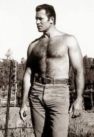 We have a lot of trouble doing without Clint Walker in our lives and so periodic. - We have a lot of trouble doing without Clint Walker in our lives and so periodically collect photos - Hollywood Men, Classic Hollywood, Clint Walker Actor, Mode Pin Up, Hommes Sexy, Bear Men, Hairy Chest, Hairy Men, Good Looking Men