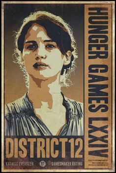 Katniss of the Hunger Games, 74 Hunger Games Poster, Hunger Games 3, Hunger Games Catching Fire, Hunger Games Trilogy, Katniss Everdeen, Love Movie, Movie Tv, Movies Showing, Movies And Tv Shows