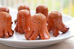 Bocadillos para fiestas infantiles...¡fáciles! | Informe21.com