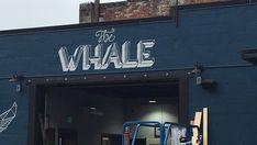 the whale asheville - Google Search