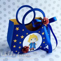 Hilda Designs: Blog Hop El Principito