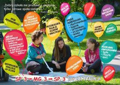 Świat małych odkrywców i łamigłówki, czyli Dni Otwarte gimnazjalnej Trójki #Oświęcim #MiejskieGimnazjumnr3 #MGnr3 #DniOtwarte #Trójka
