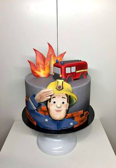 Fireman Sam by Frufi