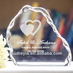 2013 wedding thank you gifts for guests/crystal gifts $5~$50