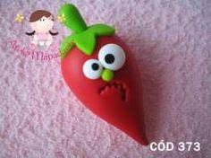 Imagem do produto Cód 373  Molde da pimenta zoiudinha