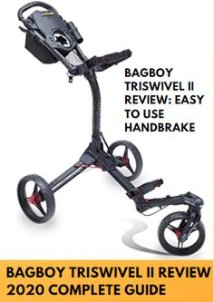 The Bag Boy Triswivel II is a nice golf push cart that a player will relish owning also utilizing. That has 3 maintenance-free hard foam wheels, an aluminium body, a flexible handle along with a viable grip. By this Bagboy Triswivel II Review, you guys can gain some great knowledge about it. Golf Push Cart, Gain, Flexibility, Wheels, Knowledge, Handle, Nice, Back Walkover, Nice France