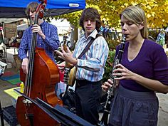 Old City Buskers
