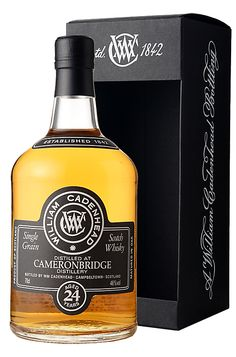 Cadenhead Cameronbridge 24 year old | Order Online with Buttery