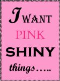 pink shiny things... photo by xnoisexandxkissesx07 | Photobucket
