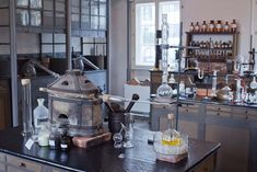 laboratorium liebig - Google zoeken