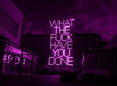 The actual plot of sin game just because неон, цитаты, эстетика. Cyberpunk, Neon Quotes, Purple Aesthetic, Lavender Aesthetic, Neon Words, Neon Nights, Gambling Quotes, Animal Tattoos, Wedding Humor