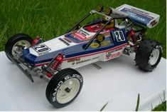 99998: Kyosho from generationx showroom, Kyosho Turbo Scorpion New Built - Tamiya RC & Radio Control Cars