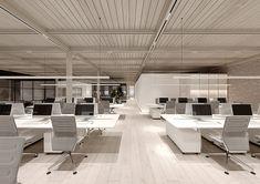 office furniture – My WordPress Website Cool Office Space, Office Space Design, Open Office, Workspace Design, Office Workspace, Office Interior Design, Office Interiors, Office Decor, Office Furniture