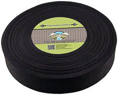 Country Brook Design® 2 Inch Heavy Black Polypro Webbing, 25 Yards Country Brook Design http://www.amazon.com/dp/B003K2BNR4/ref=cm_sw_r_pi_dp_X3UTvb09KHX4V
