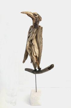 Driftwood Sculpture, Driftwood Art, Sculpture Art, Drift Wood, Wood Working, Witchcraft, Wood Projects, Ale, Diy Home Decor