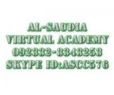 Al-Saudia Virtul Academy provide world best and well experienced online Biology