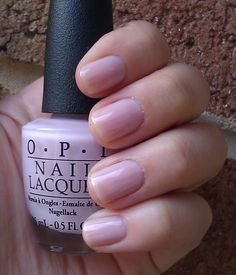 A lilac nude - yesssss. Polish or Perish:  OPI NYC Ballet - Care to Danse?