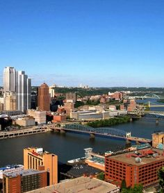 Create Every Day: Travel - Pittsburgh, USA