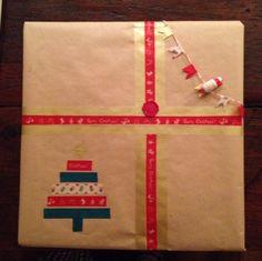 Ideas para envolver regalo de navidad!