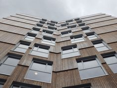 Moholt Student Towers, MDH Arkitekter