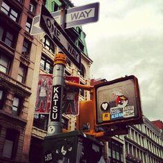 Soho, NYC, 2012, photo by Ladykdesigns