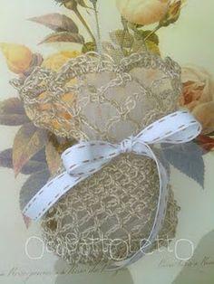 bomboniera crochet