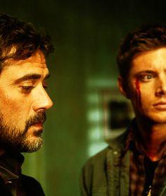 Dean & John #Supernatural