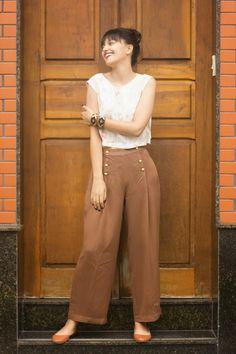 Moda Custom Harem Pants, Shopping, Fashion, Moda, Harem Jeans, Harlem Pants, Fasion, Fashion Illustrations, Fashion Models