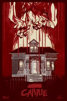 Carrie (1976) A young, abused and timid 17-year-old girl discovers she has telekinesis, and gets pushed to the limit on the night of her school's prom by a humiliating prank.