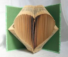 Rhymes With Magic blog with lots of cool folded and altered book entries