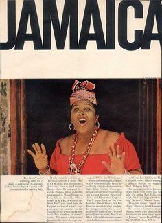 Ms Lou,  Jamaica
