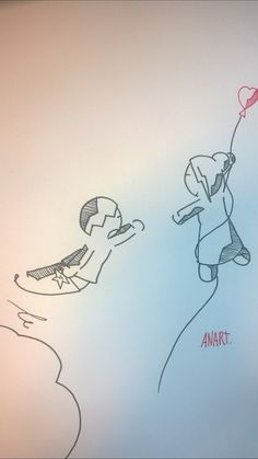 #NaNaNaNaNinYeah #MemeQueViensAvecMoi #Anart #Draw #Dessin #doodleoftheday