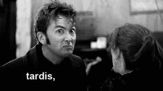 10th doctor funny gifs | funny, catherine tate, donna noble, david tennant, tenth doctor, 10th ...