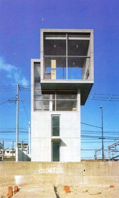 Casa 4x4 Tadao Ando: casa 4x4 - Tadao Ando.