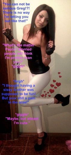 741 Best Sissy Captions Images In 2018  Crossdressers, Tg -7341