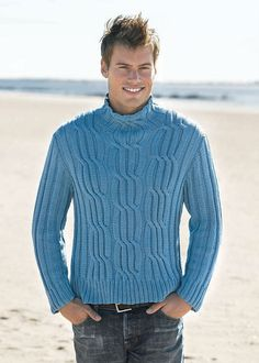 MADE TO ORDER Sweater men hand knitted sweater cardigan pullover men clothing handmade