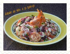 Salade de riz à la créole