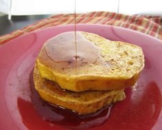 A Paleo French toast that's not gritty or falling apart...