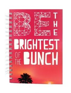 Be The Brightest Of The Bunch Notebook | Girls Accessories New Arrivals | Shop Justice