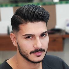 The 18 Best Examples of a Low Fade Comb Over Haircut Comb Over Men, Low Fade Comb Over, Long Hair Comb Over, Classic Hairstyles, Latest Hairstyles, Medium Skin Fade, Mens Braids Hairstyles, Wedding Hairstyles, Comb Over Haircut