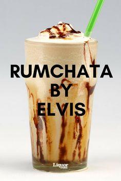 Elvis A Boozy Milkshake Elvis Would Have Loved: Your new favorite RumChata dessert is fit for a King.A Boozy Milkshake Elvis Would Have Loved: Your new favorite RumChata dessert is fit for a King. Rumchata Drinks, Rumchata Recipes, Milkshake Recipes, Alcoholic Milkshake, Cocktail Desserts, Holiday Drinks, Dessert Drinks, Yummy Drinks, Cocktail Drinks