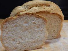 Gluténmentes kenyér jénaiban sütve Nutrifree mix per pane liszttel Chef Blog, Bread Recipes, Bakery, Paleo, Food And Drink, Gluten Free, Nutrition, Homemade, Desserts