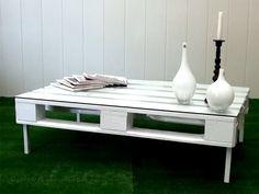 ¡Hacer una mesa de palet es facilísimo! | Hacer bricolaje es facilisimo.com