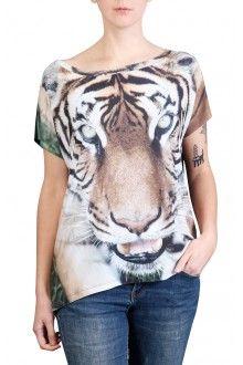 Comprar blusa-feminina-inverno-estampa-tigre-usenatureza