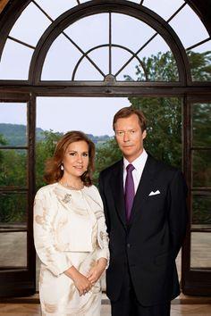 LL.AA.RR. le Grand-Duc et la Grande-Duchesse