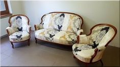 barokk bútor Woodcarving, Armchairs, Furniture, Vintage, Home Decor, Wing Chairs, Couches, Decoration Home, Room Decor